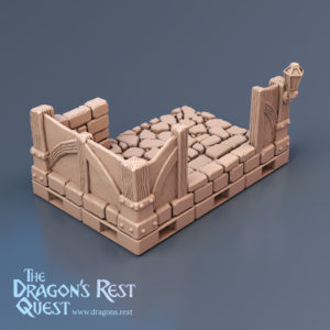 Dungeon Side Area Tiles