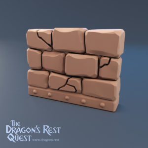 Dungeon Wall