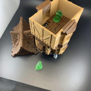 3 Story Large House