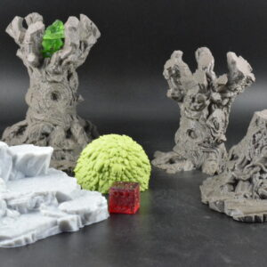 Tree Terrain Set
