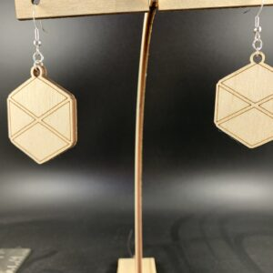 Destiny Titan Emblem Earrings