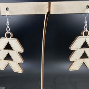 Destiny Hunter Emblem Earrings